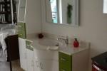Meuble de salle de bain Moyex, sans mitigeur